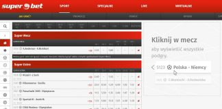 Superbet to legalny bukmacher online?