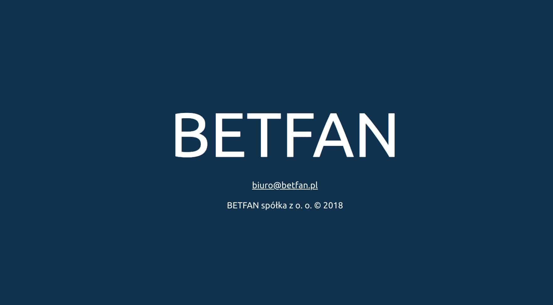 BetFan opinie graczy. Legalny bukmacher 2019