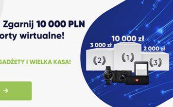 Promocja Wirtualne Sporty Forbet. Jak wygrać 10.000 PLN?