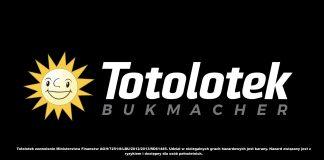 Nowe logo bukmachera Totolotek!