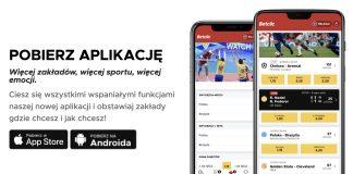 Betclic Mobile. Wersja na smartfony i tablety. [POBIERANIE ONLINE]