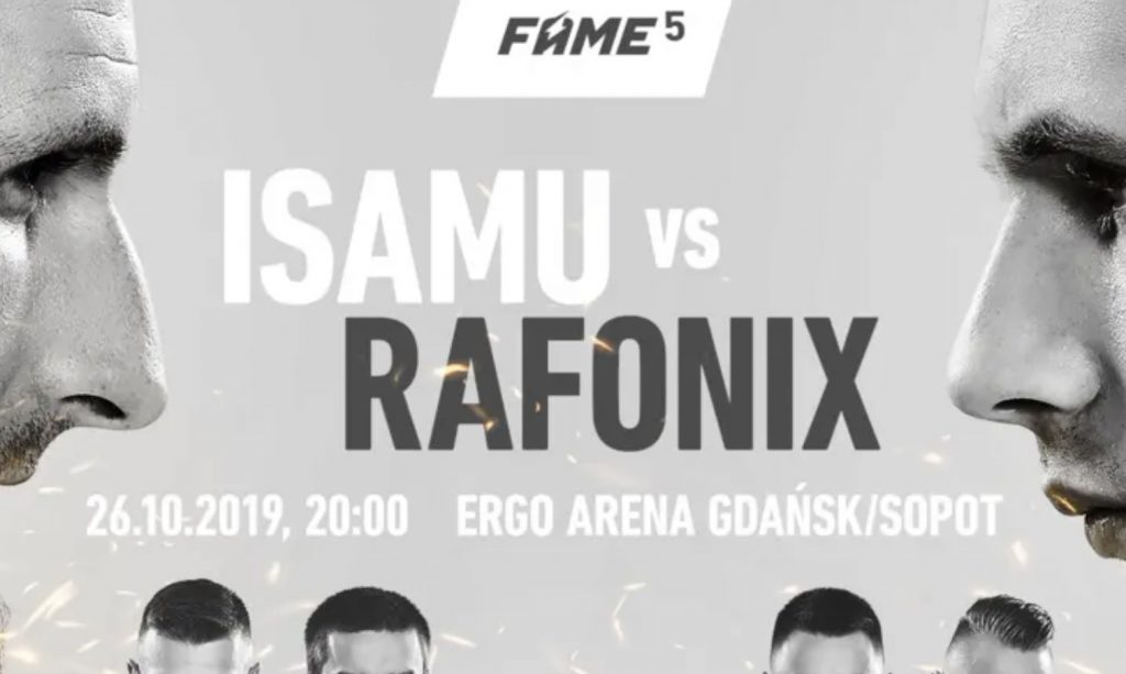 Jak obstawiać walki FAME MMA 5?