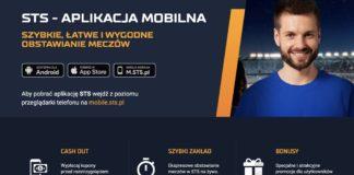 STS aplikacja mobilna. Jak obstawiać mecze na telefonie? Sposób na iOS oraz Android!