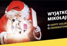 Fortuna Mikołajki 2019. Happy Hours oraz Pewniak z bonusem 10 PLN!