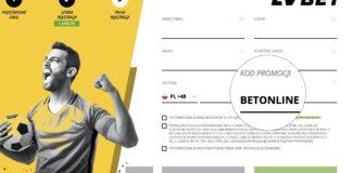 Lvbet bonus bez depozytu 2020
