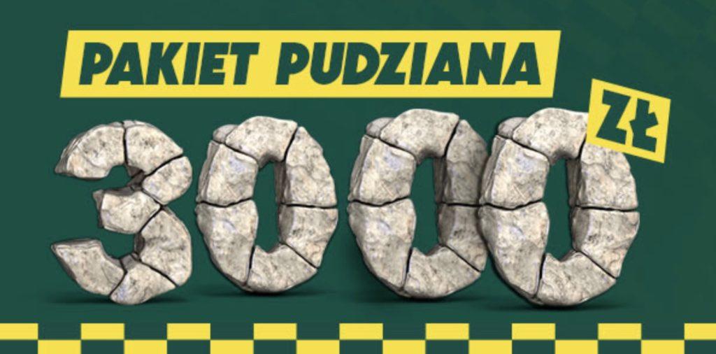 Betfan pakiet Pudziana