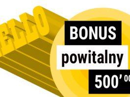 Bonus powitalny Totolotek. Bukmacher oferuje ponad 500 zł na start!