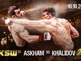 KSW 55: Scott Askham vs Mamed Khalidov. Zapowiedź walki + typy bukmacherskie